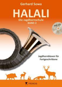 Cover HALALI Die Jagdhorschule Band 2
